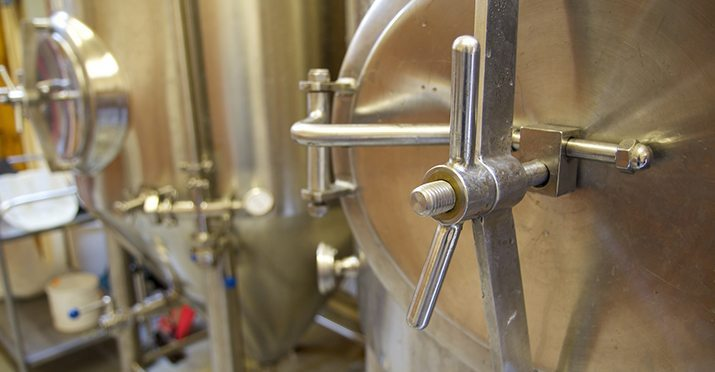 Brew your own beer experience at Hillside Brewery in Gloucestershire