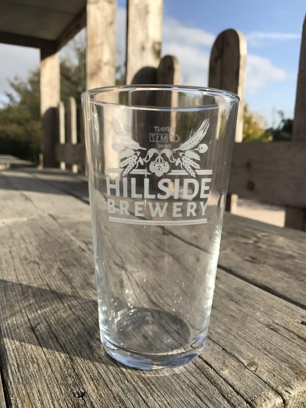 Beer Straight Conical Glass