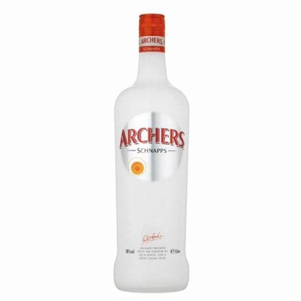 Archers Peach Schnapps 70cl Bottle