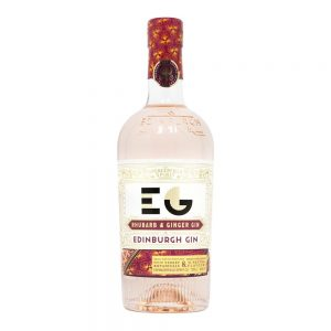 Edinburgh Rhubarb and Ginger Gin