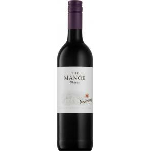 Nederberg The Manor Shiraz Red Wine Bottle