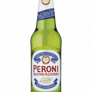 Peroni Lager Case of 24x 330ml Bottle