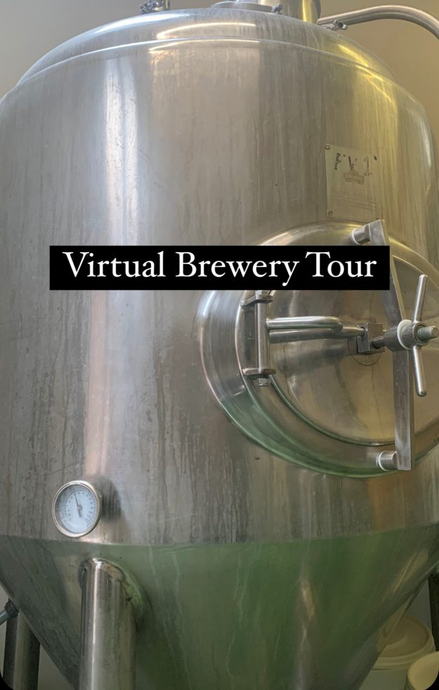 Virtual Brewery Tour Experience