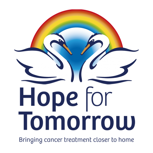 Hope For Tomorrow Charity Logo