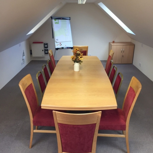 meeting room perfect for corporate hire event space